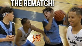 """Julian Newman vs Jaythan Bosch REMATCH """"TOO EASY"""" JULIAN UNGUARDABLE AT NEO!!"""