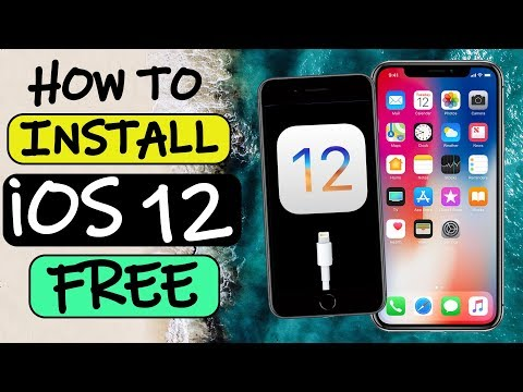 How To Install iOS 12 Beta 1 FREE No Computer - iPhone, iPad & iPod Touch