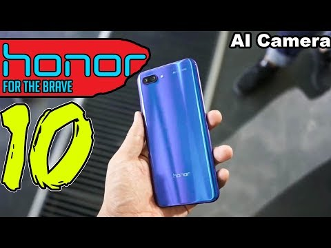 Honor 10 Specification | First Look | Price in India | Features | TechnoBaaz