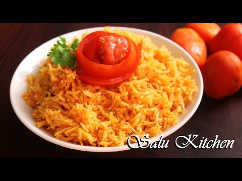 Learn in 2 minutes to make Easy & Tasty Tomato Rice || Ep#560