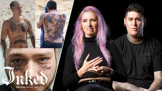 14 Tattoo Artists Try to Figure Out Why Celebrities Get Bad Tattoos | INKED Talk