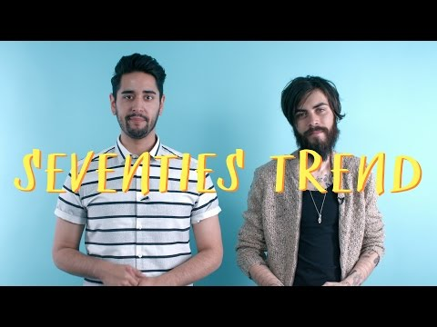 70s trends for guys and how to wear them with James & Tony | James | ASOS Stylist