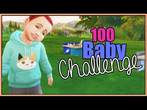 The Sims 4 | 100 Baby Challenge | S1 Part 7 [Biggest Garden Ever]