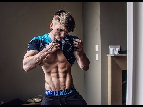 5 DAYS OUT - My Shred Diet, Workouts, & Overall Life On Prep
