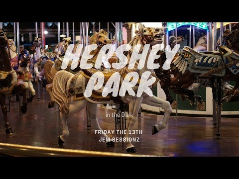 Hersheypark in the Dark 2017