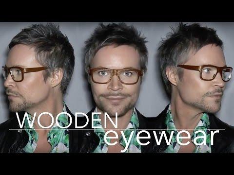 How To Get Your Own Wooden Eyewear - Men's Eyewear