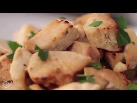 Sheet Pan Lebanese Shish Tawook Chicken