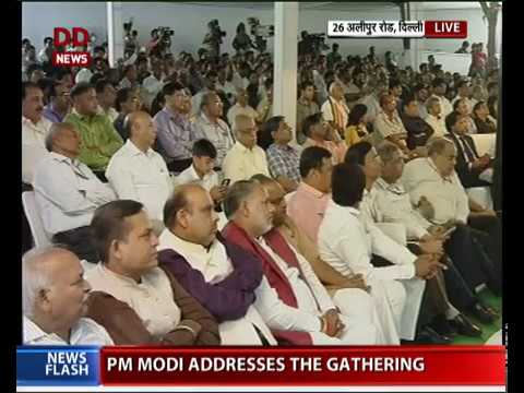 FULL SPEECH: PM Modi addresses gathering at Dr. Ambedkar National Memorial