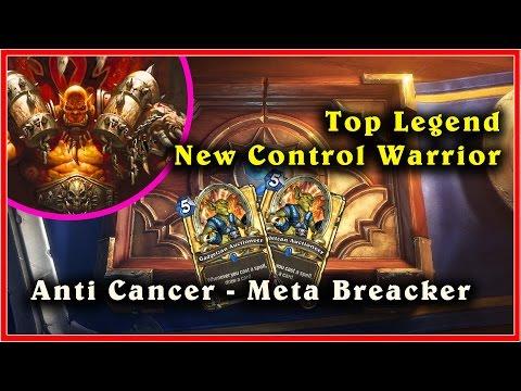 New Warrior - Anti Aggro, Meta Breaker FUN! - Easy Legend GG