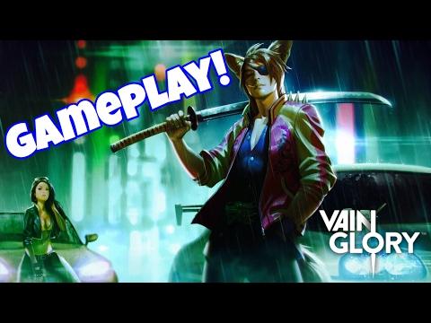 Vainglory - SCHOOL DAYS TAKA/VOX SKINS GAMEPLAY REVEAL!