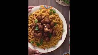 Tomato Burgul & Meatballs: MAGGI® Recipe