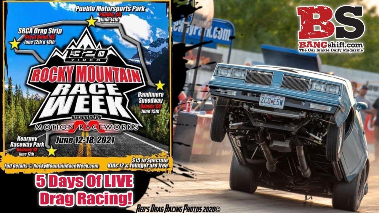 Rocky Mountain Race Week - Race Day Four (Thursday)