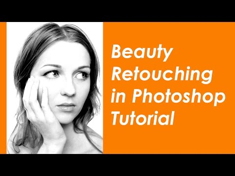 Remove Pimples and Blemishes in Photoshop Tutorial