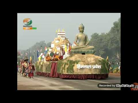 jhaki  and parde on 26 january 2018 republic day