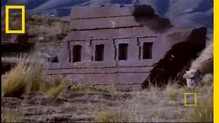 Mystery of the Akapana Pyramid | Lost Temples