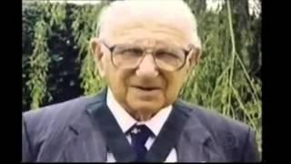 A História de Nicholas Winton ENCONTRO DOS AMIGOS DE SIÃO