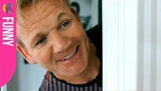 Gordon Ramsay's Most Embarrassing Dad Moments! CBBC