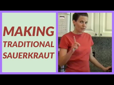 How to Make Traditional Sauerkraut