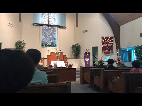 Ca sỹ Isac Thái đến Hội Thánh Orlando Florida-Aug06-2017