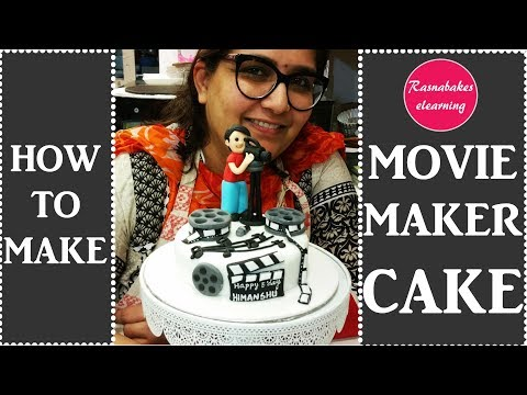 Movie Maker: Cake Decorating tutorial