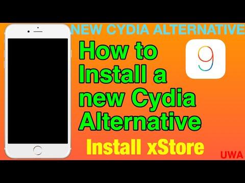 How to Install NEW Cydia Alternative - How to Install xStore - No Jailbreak No Computer No vShare