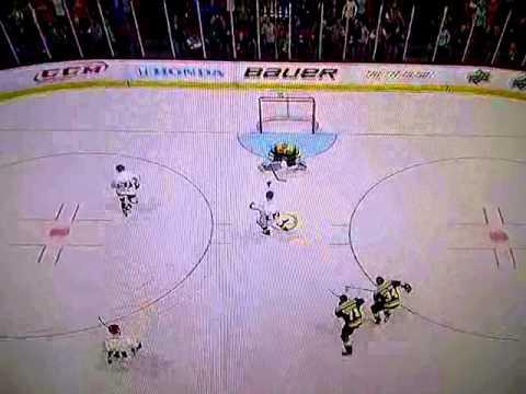 Amazing NHL 11 Goal - EA PS3