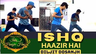 """Ishq Hazir Hai"" 