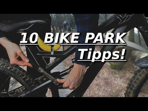 10 Bike Park Tipps