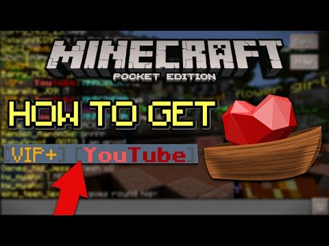 How to get a YouTube Rank on LBSG ( Lifeboat YT Rank ) 2017