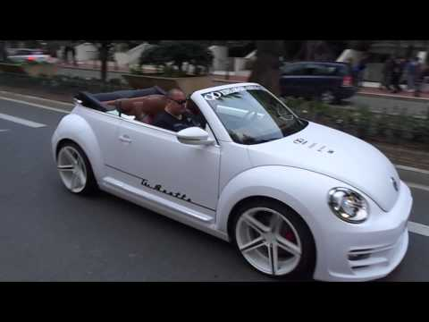 VW New Beetle Top Marques Monaco 2015