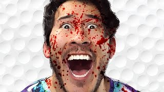 THE DAY MARKIPLIER WENT INSANE | Golf With Friends