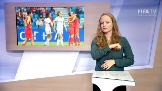 Matchday 11 - France 2019 - International Sign Language for the deaf and hard of hearing