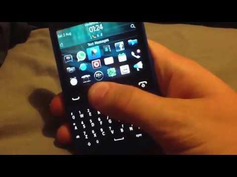 Bypass Blackberry password lock