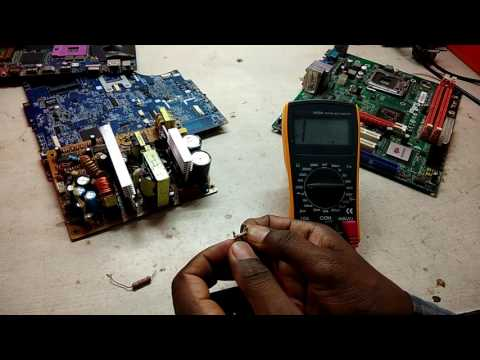 How To Check Resistor in Hindi