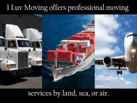 Moving to Denmark | International Mover | I Love Moving (855) 222-6863
