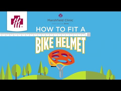 How to Fit and Adjust a Bike Helmet for Kids