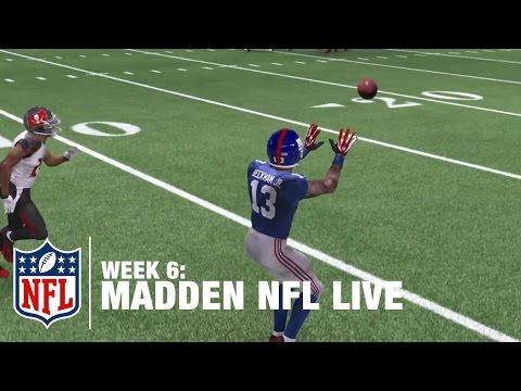 Rare 99 Rating Odell Beckham Jr.: Madden Ultimate Team Player Card | Madden NFL Live
