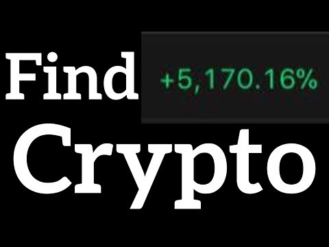 How to Find New Cryptocurrency to Buy & Manage Your Portfolio