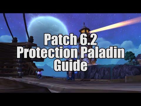 6.2.4 Protection Paladin Tank Guide - Warlords of Draenor