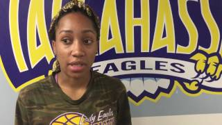 #TCCBasketball's Janessa Murphy signs with Georgia State