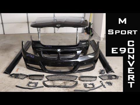 BMW E90 M Sport Full Conversion (Part 1)