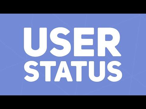 Discord - User Status