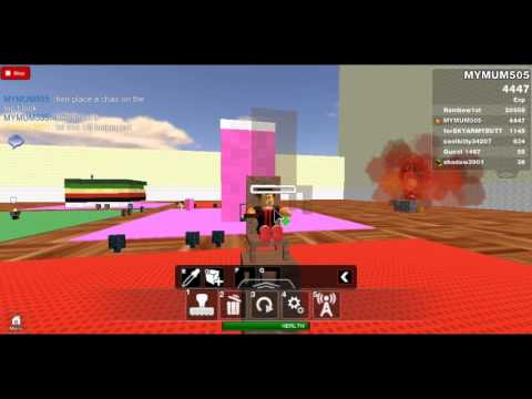 How to make things fly and move on roblox!