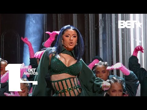 "Xxx Mp4 Cardi B Offset In FIRE ""Clout"" ""Press"" Performance At The BET Awards BET Awards 2019 3gp Sex"