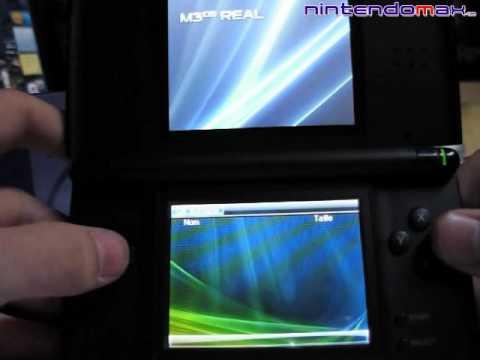 m3 ds real sakura firmware