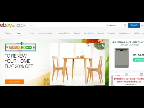 How to Edit ebay item Listing and Revise