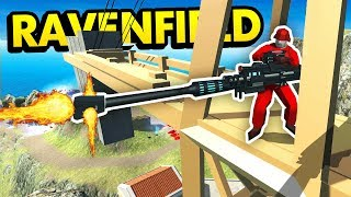 NERF WAR 2, NEW WEAPONS! | Ravenfield Weapon and Vehicle Mod