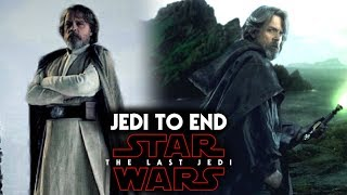 Star Wars The Last Jedi - Its Time For The Jedi To End Meaning & Gray Jedi