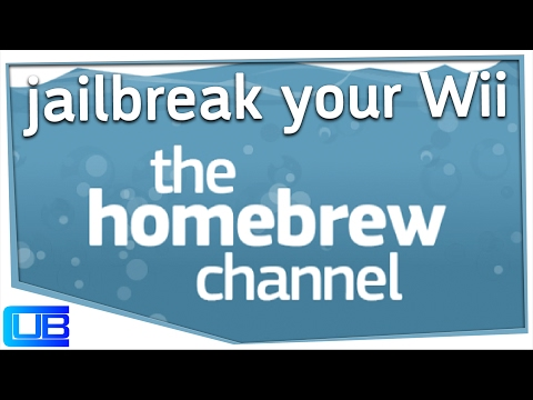 JAILBREAK YOUR WII! Guide to Installing the HomeBrew Channel