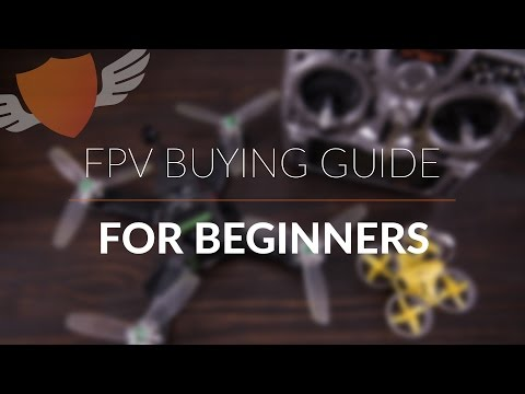 What FPV Quad should I get? // FPV Quadcopter buying guide for beginners